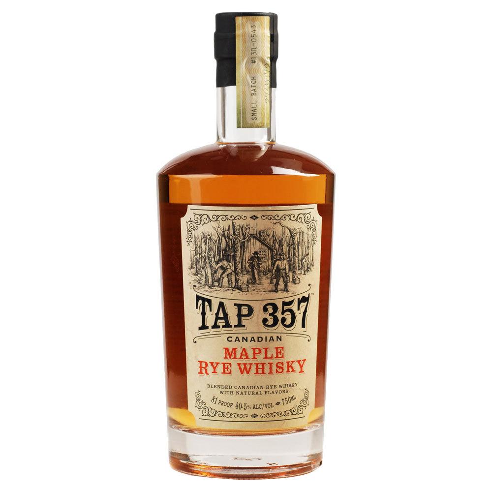 Tap_357_ Maple_Rye_ Whiskey